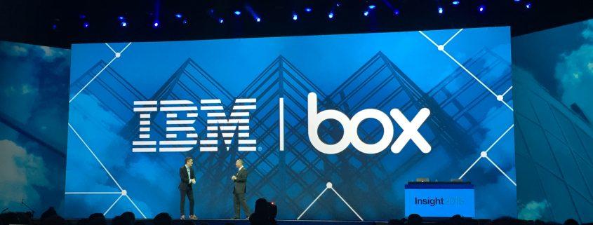 IBM and Box